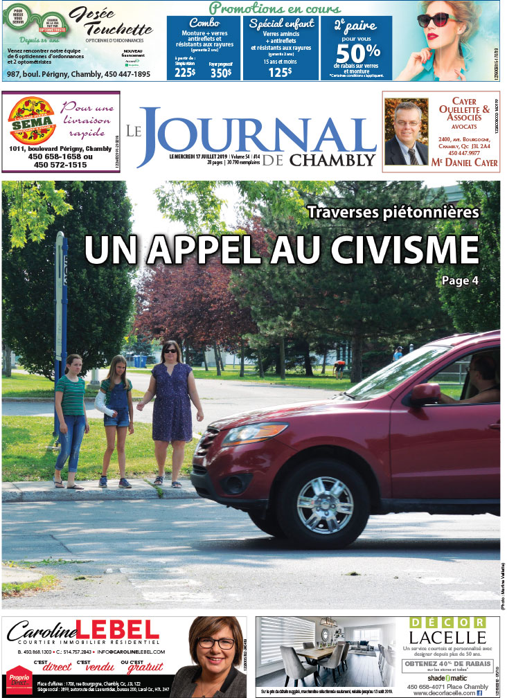 Chambly 17 juillet 2019