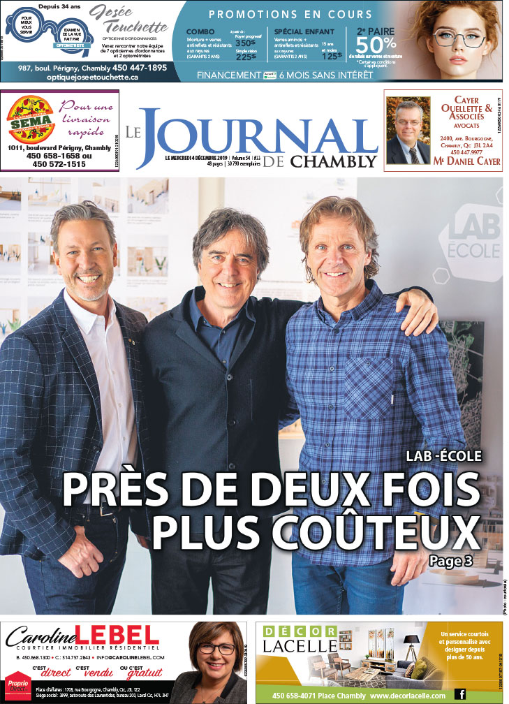 Chambly 4 décembre 2019